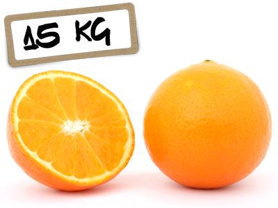 Naranjas Navelate   Zumo 15kg