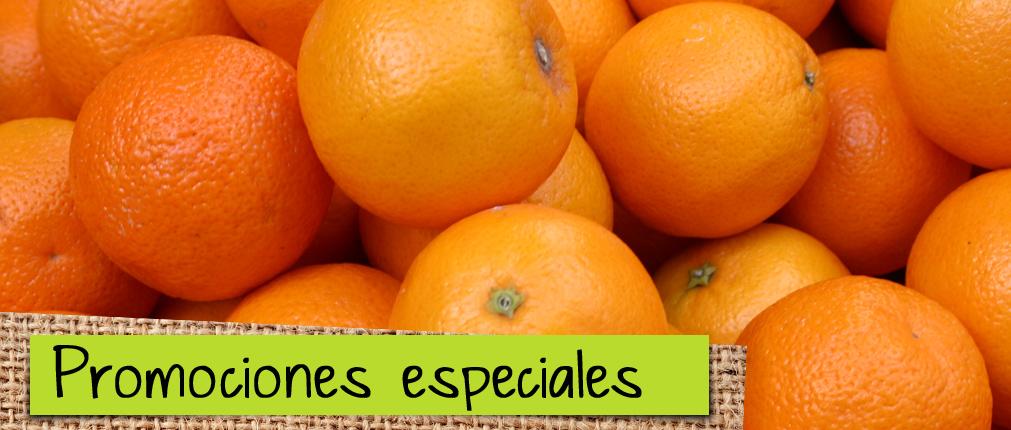 Promociones especiales naranjas Riola